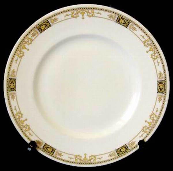 Webster-plate