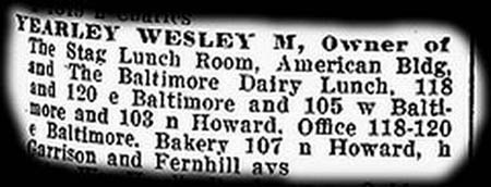 Yearley's Lunch-ad