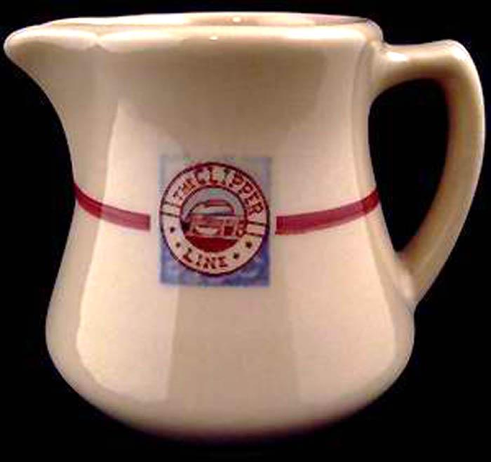 Wisconsin & Michigan Steamship Co.-creamer