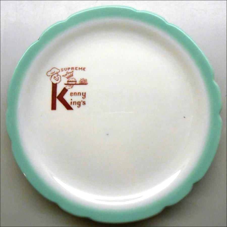 Kenny King's-plate