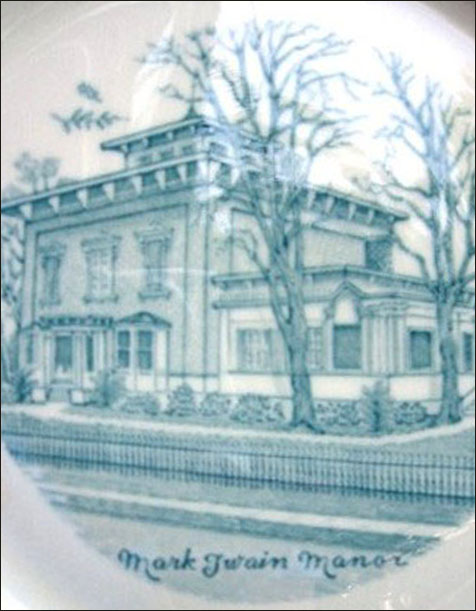 Mark Twain Manor-detail