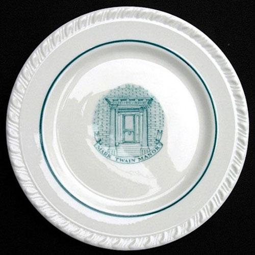 Mark Twain Manor-plate