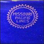 Cobalt Blue – Missouri Pacific Railway / Lines