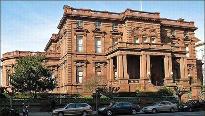 Pacific Union Club -photo