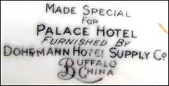Palace Hotel - San Francisco, CA 2 -bs