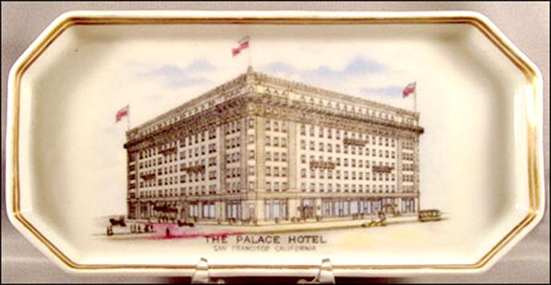 Palace Hotel - San Francisco, CA 3