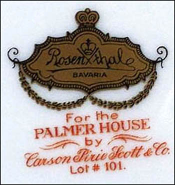 Palmer House -bs