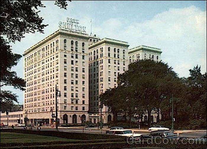 Park Shelton Hotel -pc