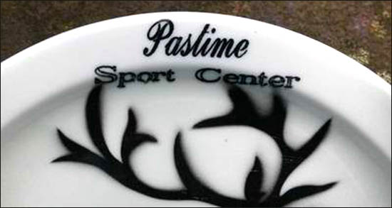 Pastime Sport Center -detail