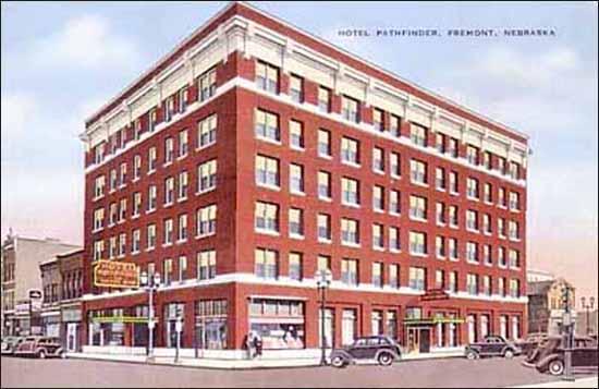 Pathfinder Hotel -pc