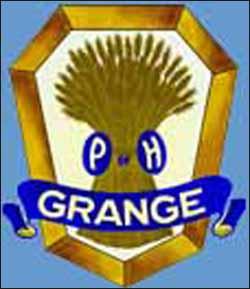 Patrons of Husbandry -logo