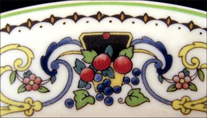 Pembroke 3 -detail