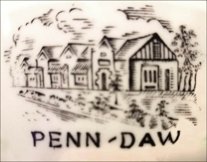 Penn-Daw Hotel and Restaurant -detail