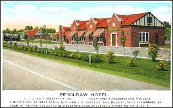 Penn-Daw Hotel and Restaurant -pc