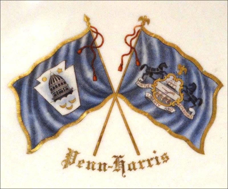 Penn-Harris Hotel -detail