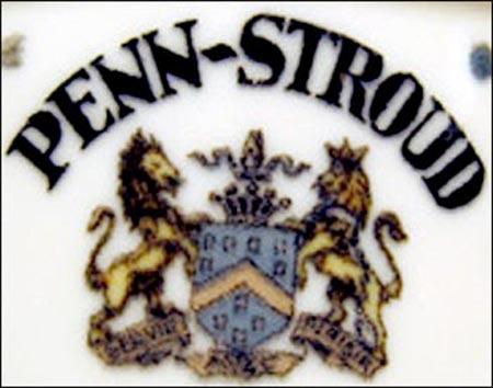 Penn-Stroud Hotel -detail