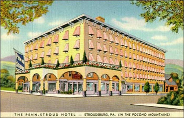 Penn-Stroud Hotel -pc