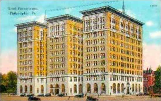 Pennsylvania Hotel -pc