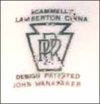 Pennsylvania Railroad PRR Purple Laurel -bs