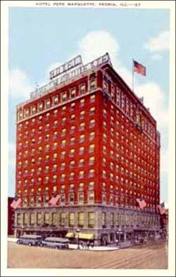 Pere Marquette Hotel 2 -pc