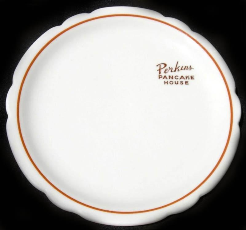 Perkins Pancake House-plate