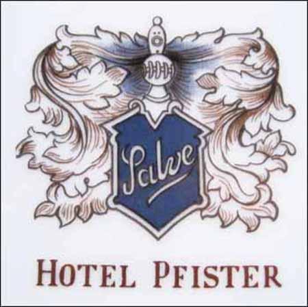 Pfister Hotel -center detail