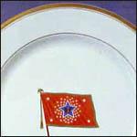 Presidential Breakfast Plate