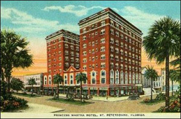 Princess Martha Hotel 2 -pc