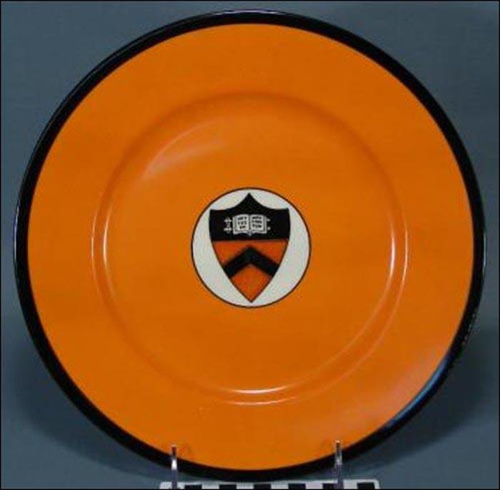 Princeton University -plate 2
