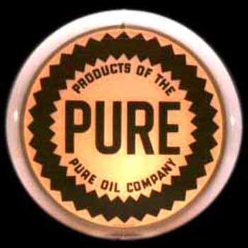 Pure Oil Company -ad