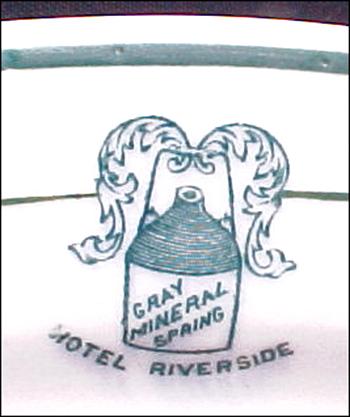 Riverside Hotel -detail