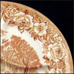 Roselyn Castle Grill Plate