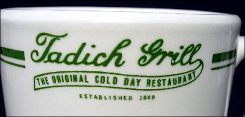 Tadich Grill 2 -detail