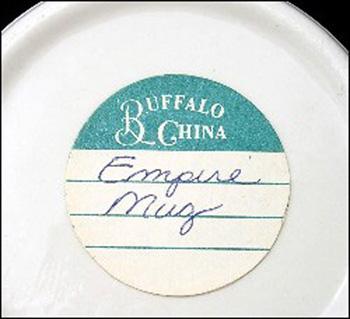 Tadich Grill 2 -mug label