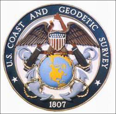 U.S. Coast & Geodetic Survey -logo