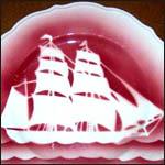 Sailing Ship Airbrushed