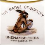 Shenango Advertising Ashtray
