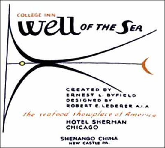 Sherman Hotel Well of the Sea -bs