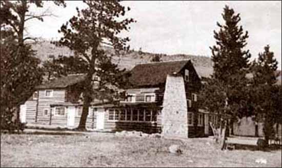 Sprague's Lodge - Colorado -photo