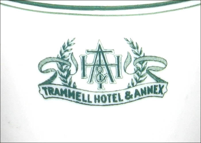 Trammell Hotel -detail